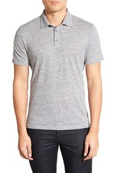 Zachary Prell Men's 'Leoni' Cotton Polo