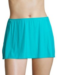 Coco Reef Skirted Swim Bottom Blue