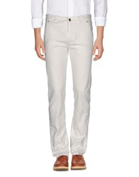 Heavy Project Casual Pants Ivory