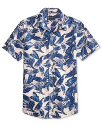 American Rag Men's Botanical Cotton Shirt Only At Macy's Pale Pink