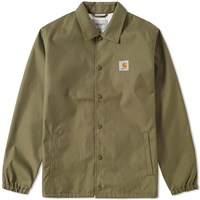 Carhartt Watch Coach Jacket Green