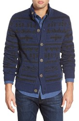 Men's Lucky Brand 'Glacier Pass' Cardigan