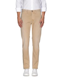 0 Zero Construction Trousers Casual Trousers Men Beige