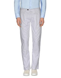 Department 5 Trousers Casual Trousers Men White