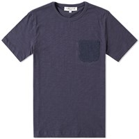 Ymc Mike Love Tee Blue