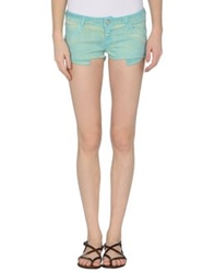 Seal Kay Independent Denim Shorts Fuchsia
