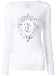 Juicy Couture Logo Jersey Top 60