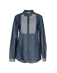Alysi Denim Denim Shirts Women