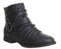 Blowfish Tripel Boots Black