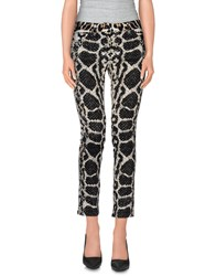Roberto Cavalli Trousers Casual Trousers Women Black
