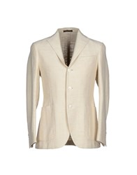 The Gigi Suits And Jackets Blazers Men Ivory