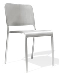 Emeco 20 06 Stacking Chair Silver