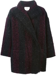 Iro 'Beverly' Coat Black