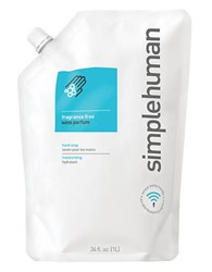 Simplehuman Fragrance Free Liquid Hand Soap Refill Multi