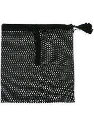 Paul Smith Ps By Polka Dots Scarf Black