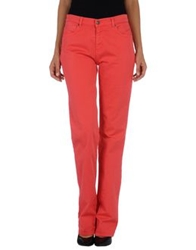Xandres Casual Pants Red