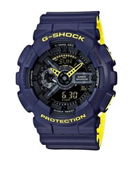 G Shock Analog Digital Two Tone Battery Powered Watch