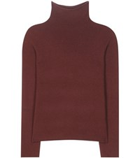 81 Hours Carmen Cashmere Sweater Red
