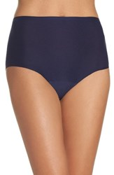 Chantelle Women's Intimates High Waist Seamless Briefs Sapphire