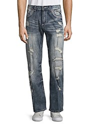 Affliction Ripped Jeans Delta
