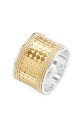 Women's Anna Beck 'Gili' Cigar Band Ring