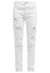 Pepe Jeans Vagabond Relaxed Fit Jeans D77 White Denim
