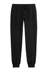 Belstaff Cotton Sweatpants Black