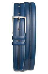 Men's Mezlan 'Diver' Leather Belt