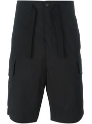 Paul Smith Cargo Shorts Black
