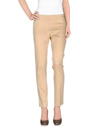 Caractere Casual Pants Sand