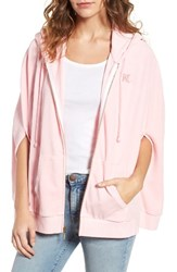 Juicy Couture Women's Velour Cape Hoodie