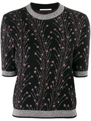 Marco De Vincenzo Knitted Top Black