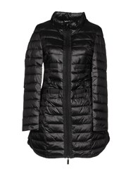 Bini Como Synthetic Down Jackets Black