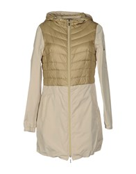 Jan Mayen Down Jackets Sand