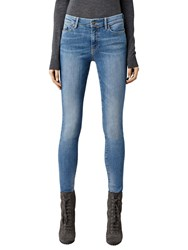 Allsaints Grace Jeans Fresh Blue