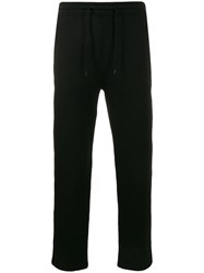Kenzo Textured Jogging Trousers Black