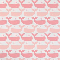 Aimee Wilder Whales Wallpaper Multicolor