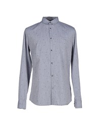 Individual Shirts Shirts Men Light Grey