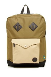 Enter Sports Backpack Green
