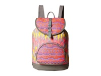 Toms Departure Ikat Mix Backpack Magenta Backpack Bags Pink
