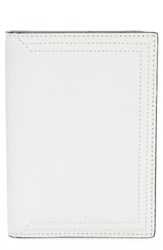 Lodis Stephanie Leather Passport Cover