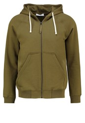 Uniforms For The Dedicated Iversson Tracksuit Top Dark Olive