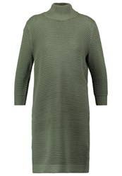 Selected Femme Sflaua Jumper Dress Thyme Khaki