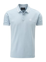 Henri Lloyd Men's Byron Regular Polo Sky Blue