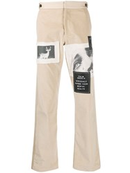 Palm Angels Patches Corduroy Chinos 60