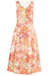 Damsel In A Dress Abstract Full Dress Multi Coloured