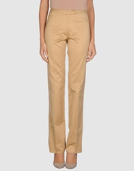Husky Casual Pants Sand