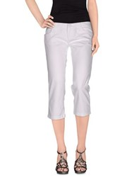 Frankie Morello Denim Denim Capris Women