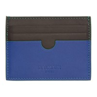 Balmain Multicolor Calfskin Card Holder