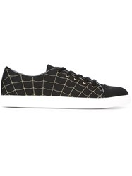 Charlotte Olympia 'Web' Sneakers Black